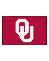 Oklahoma Sooners Starter Rug by