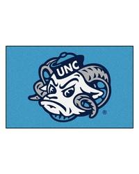 North Carolina Tar Heels Starter Rug by
