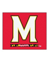 Maryland Tailgater Rug 60x72 by