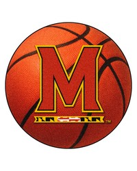 Maryland Basketball Mat 26 diameter  by