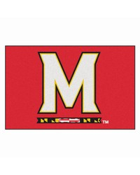 Maryland Terrapins Starter Rug by