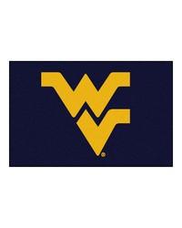 West Virginia Mountaineers Starter Rug by