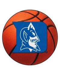 Duke Blue Devils Basketball Rug by