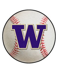 Washington Baseball Mat 26 diameter  by