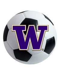 Washington Soccer Ball  by