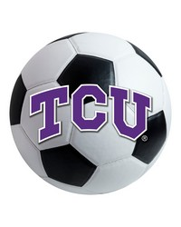TCU Soccer Ball  by
