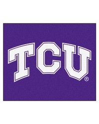 TCU Tailgater Rug 60x72 by