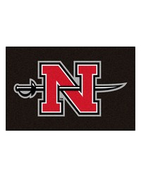 Nicholls State Colonels Starter Rug by
