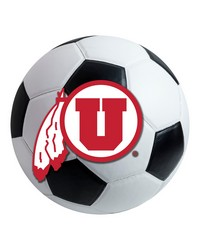Utah Soccer Ball  by