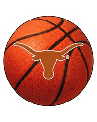 Texas Longhorns Basketball Rug by