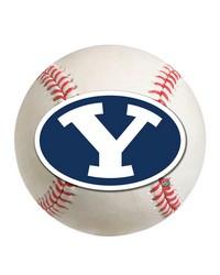 Brigham Young Cougars Baseball Rug by