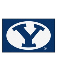 Brigham Young Cougars Starter Rug by