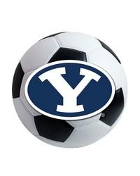 BYU Soccer Ball  by