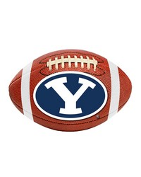 Brigham Young Cougars Football Rug by