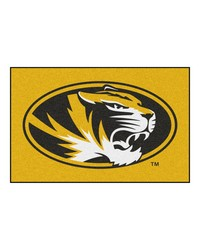 Missouri Tigers Starter Rug by