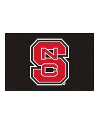 North Carolina State Wolfpack Starter Rug by