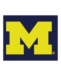 Michigan Tailgater Rug 60x72 by