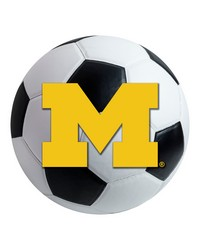 Michigan Soccer Ball  by