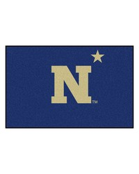 US Naval Academy Starter Rug by