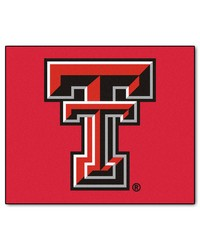Texas Tech Tailgater Rug 60x72 by