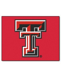 Texas Tech Red Raiders All Star Rug by