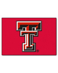 Texas Tech Red Raiders Starter Rug by