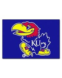 Kansas Jayhawks Starter Rug by
