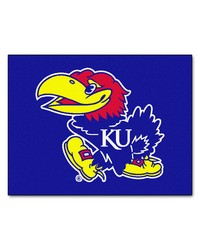 Kansas Jayhawks All Star Rug by