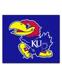 Kansas Tailgater Rug 60x72 by