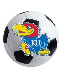 Kansas Soccer Ball  by