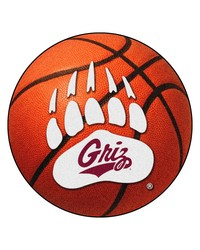 Montana Basketball Mat 26 diameter  by