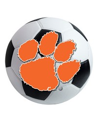 Clemson Soccer Ball  by