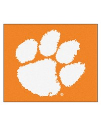 Clemson Tailgater Rug 60x72 by