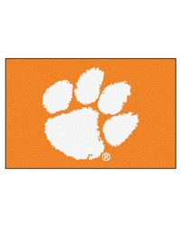Clemson Tigers Starter Rug by