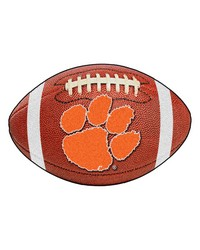Clemson Tigers Football Rug by