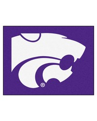 Kansas State Wildcats All Star Rug by