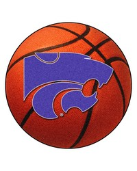 Kansas State Wildcats Basketball Rug by