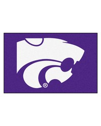 Kansas State Wildcats Starter Rug by