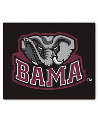 Alabama Tailgater Rug 60x72 by