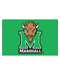Marshall Thundering Herd Starter Rug by