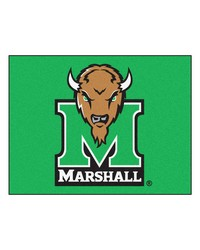 Marshall University All Star Rug by