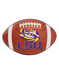 LSU Tigers Football Rug by