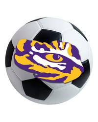 Louisiana State Soccer Ball  by