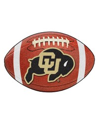 Colorado Buffalos Football Rug by