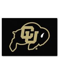 Colorado Buffalos Starter Rug by
