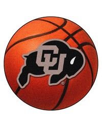 Colorado Buffalos Basketball Rug by
