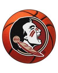 Florida State Seminoles Basketball Rug by