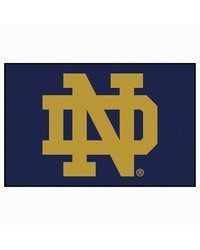 Notre Dame Fighting Irish Start Rug by