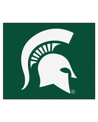 Michigan State Tailgater Rug 60x72 by