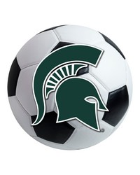 Michigan State Soccer Ball  by